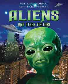 Of Aliens and Other Visitors By Owen, Ruth